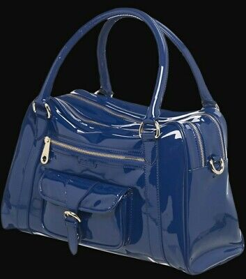 ICandy Emilia East West Baby Changing Bag Royal Blue • 45£