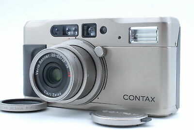 $ CDN515.13 • Buy [MINT] Contax TVS Point & Shoot 35mm Film Camera Body W/strap From JAPAN