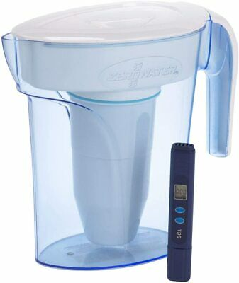 £19.99 • Buy ZeroWater 6 Cup Water Jug / Pitcher With Filter & Quality Meter Included