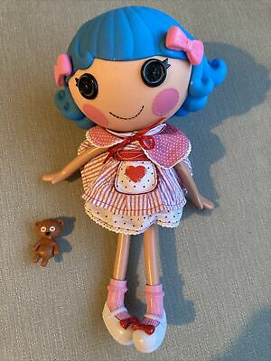 Lalaloopsy Rosie Bumps N Bruises Large Doll And Teddy • 15£