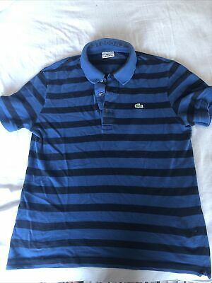 Mens Lacoste Polo Shirt Size 4 • 3.30£