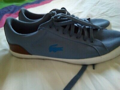 Mens Lacoste Trainers Size 10 • 5.99£