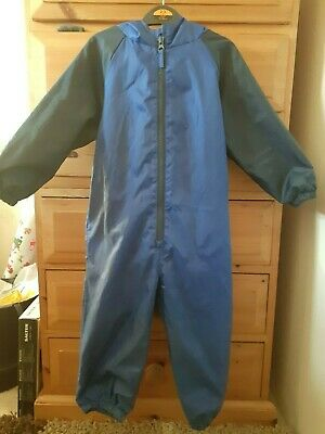 Puddle/splash Suit Aged 2-3 Years By George At Asda Used But Very Good Condition • 3£