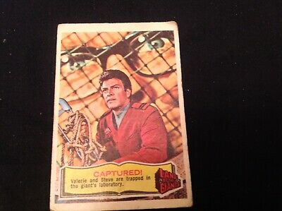 A&BC Land Of The Giants: Card Number 2 In Near Mint Condition • 1.75£