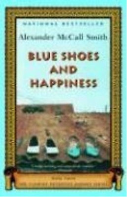 AU19.09 • Buy Mccall Smith, Alexander-Blue Shoes And Happiness BOOK NEUF