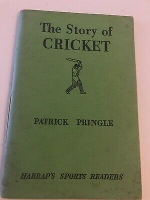 AU12.50 • Buy The Story Of Cricket 1952 Patrick Pringle Illustrated 80 Pages Booklet Format