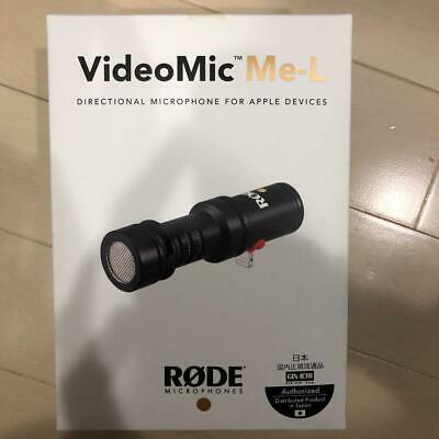 Rode Videomic Me-L It'S Used. Almost No Use • 144.81£