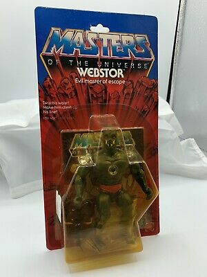 $0.99 • Buy Vintage MOTU Webstor MOC 1984 Masters Of The Universe READ DESCRIPTION