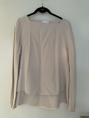 AU60 • Buy Scanlan Theodore Long Sleeve Top In Date Size S/m
