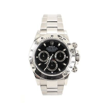 $ CDN25853.64 • Buy Rolex Oyster Perpetual Cosmograph Daytona Automatic Watch Watch Stainless Steel