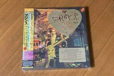 PRINCE - SIGN O' THE TIMES Super Deluxe  - 8CD+DVD JAPAN EDITION SEALED/NEW • 202.60£