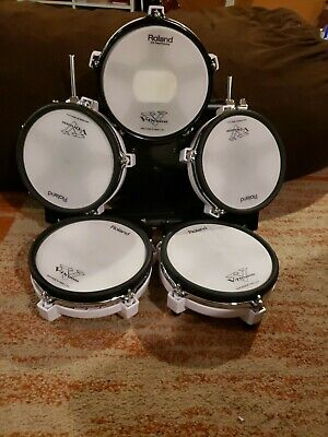 AU290.62 • Buy 5 Roland V Drums Pads