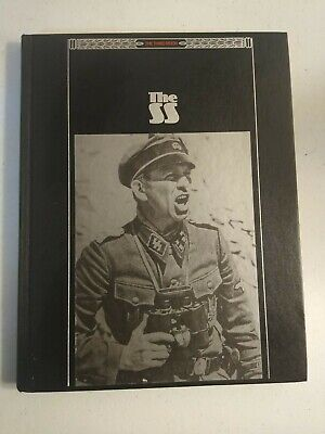 The Third Reich Ser.: The SS By Time-Life Books Editors (Hardcover) • 2.44£