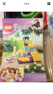 Lego Friends Sets Used Cat + Play Area Small Build 41018 • 1.90£