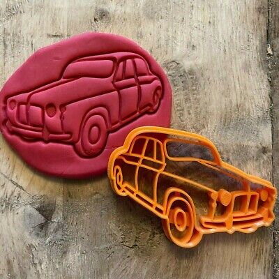£4 • Buy Rover P4 Cookie Cutter, V8 Classic, Biscuit Cutter, 1970's