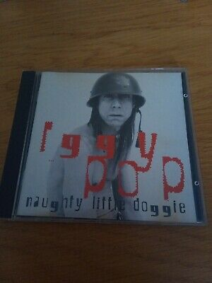 Iggy Pop - Naughty Little Doggie Cd Album • 2.50£