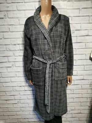 Ladies Or Mens Dressing Gown Debenhams John Rocher Size S M • 12.95£