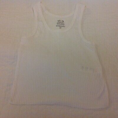 AU7.75 • Buy Urban Outfitters Cropped White Top Size S