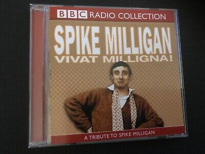 Spike Milligan Vivat Milligna! A Tribute To Spike Milligan (2003) 1 Hour  Approx • 6.99£