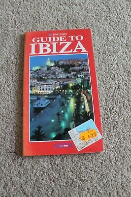 English Guide To Ibiza - Martina Postales - Good - Paperback • 3£