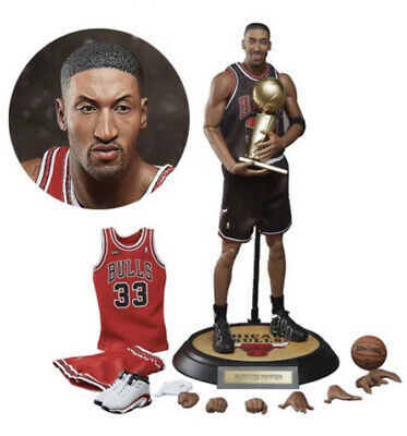 $319.99 • Buy PREORDER APRIL NBA Scottie Pippen Version 2 Real Masterpiece 1:6 Action Figure