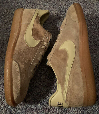 AU290.29 • Buy Vintage Nike Shoes 1980s Made In England 7 Men's/8.5 Women's Brown Suede Leather