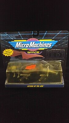 $ CDN8.86 • Buy MICRO Machines STAR WARS Collection 3 Galoob Vintage 1993 Vehicles ROTJ B Wing