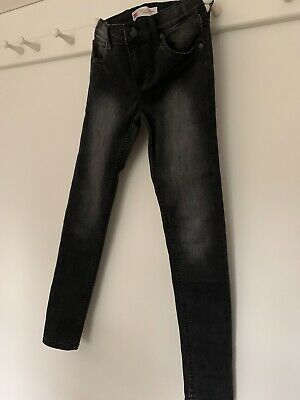 Boys Levi 519 Extreme Skinny - Size 14A / 164 Cm. Good Condition. • 15£