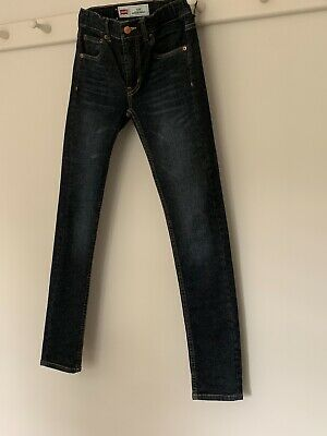 Boys Levi 519 Extreme Skinny Jeans - Size 12 Years. Good Condition. • 15£