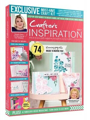 £6.99 • Buy Crafters Inspiration ~ Issue 27