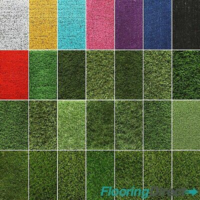 £0.99 • Buy Astro Turf Garden Lawn For Every Area Artificial Grass | Free Shipping | Sample