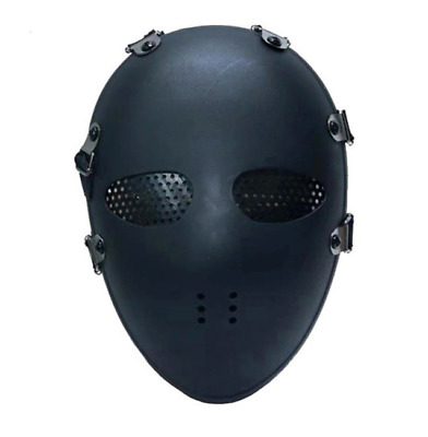 $35.99 • Buy Airsoft Paintball Tactical Mask Anti Fog Full Face CS Protective Military Helmet