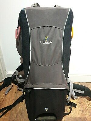 LittleLife Cross Country Child Carrier Baby • 49£
