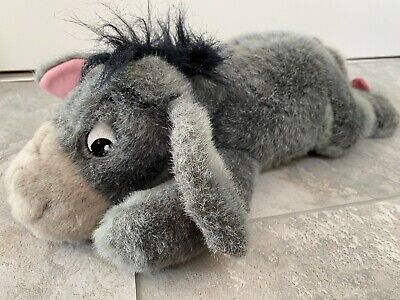£9.99 • Buy Disney Store Eeyore Soft Toy Plush Removable Tail 16