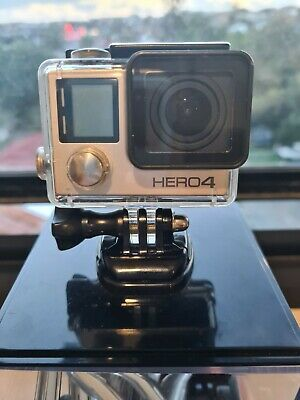 AU150 • Buy GoPro HERO 4 Silver | With Accessories