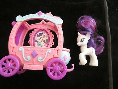 Hasbro My Little Pony Royal Gem Carriage With Rarity 2010 • 27.69£