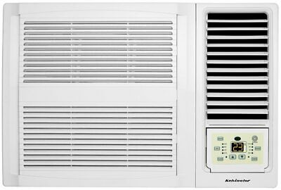 AU479 • Buy Kelvinator 2.2kW Window Box Reverse Cycle Air Conditioner Model KWH20HRE