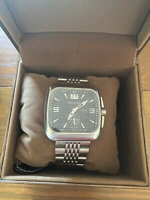 AU600 • Buy Gucci G-Coupe 40mm Mens Watch YA131305