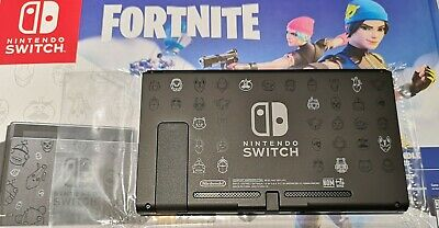 $ CDN259 • Buy Nintendo Switch FORTNITE Special Edition CONSOLE TABLET ONLY ~ Code Not Included