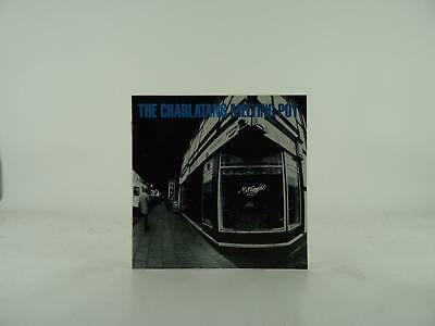 THE CHARLATANS MELTING POT (180) 17 Track CD Album Picture Sleeve BEGGARS BANQUE • 3.15£
