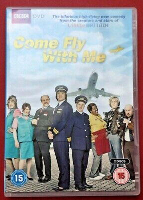 Come Fly With Me - DVD - Only Played Once • 25.99£
