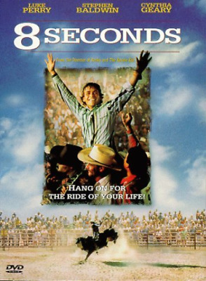 AU11.12 • Buy PERRY,LUKE-8 Seconds (US IMPORT) DVD NEW