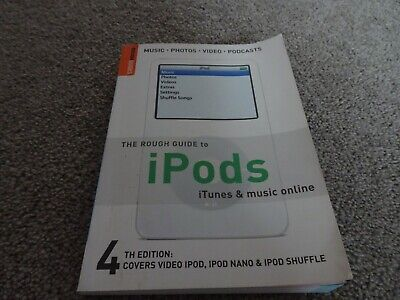 AU1.79 • Buy Rough Guide To Ipods, Itunes And Music Online Book