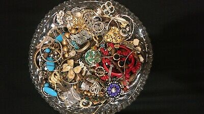 $ CDN18.93 • Buy  Huge Vintage To Now Jewelry Lot Estate Find Unsearched Untested C3.