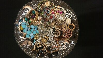 $ CDN18.93 • Buy  Huge Vintage To Now Jewelry Lot Estate Find Unsearched Untested D4.