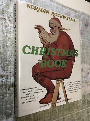 $ CDN40.94 • Buy NORMAN ROCKWELL'S CHRISTMAS BOOK 1st Edition 1st Printing