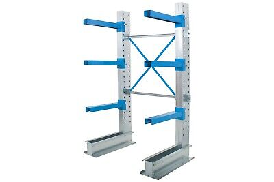 £1282.64 • Buy Single Sided Cantilever Warehouse Racking