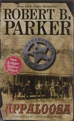 `Parker, Robert B.`-Appaloosa (US IMPORT) BOOK NEW • 8.17£