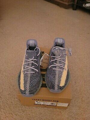 $ CDN347.13 • Buy Adidas Yeezy Boost 350 V2 Ash Blue GY7657 Men's Size 10.5 100% Authentic In Hand