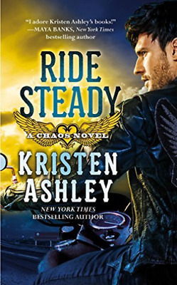 AU12.38 • Buy Ashley Kristen-Ride Steady (US IMPORT) BOOK NEW